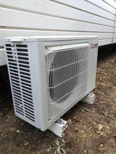 roupe extérieur climatisation réversible en Charente Maritime